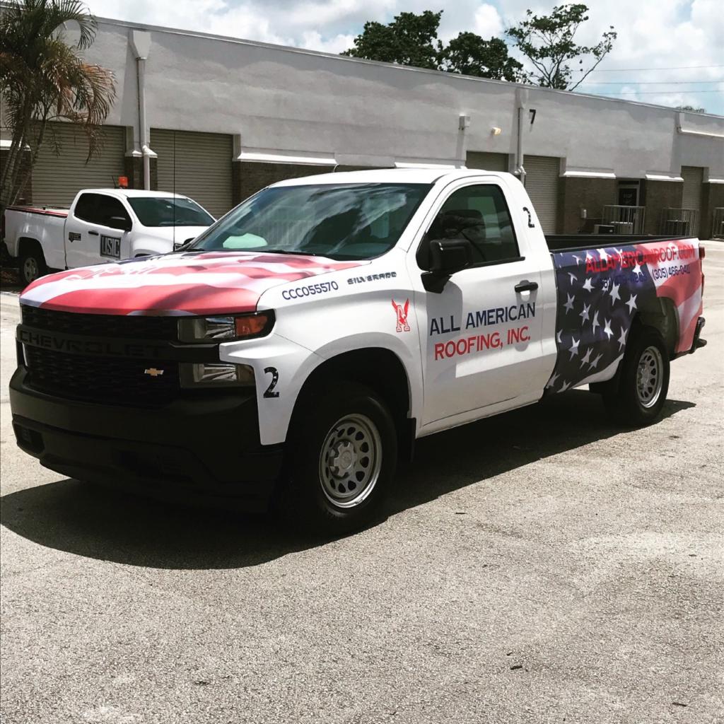 AAR_Truck Wrap